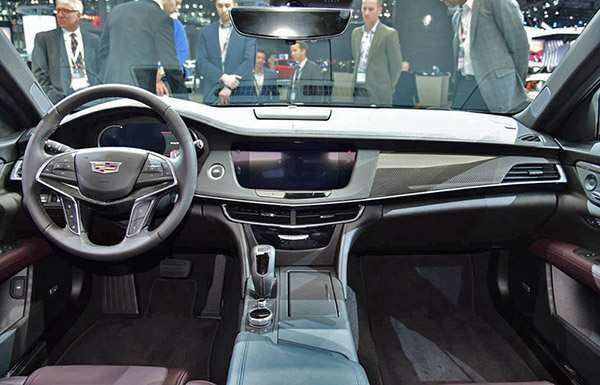 68 Best Review 2019 Cadillac Interior Configurations for 2019 Cadillac Interior