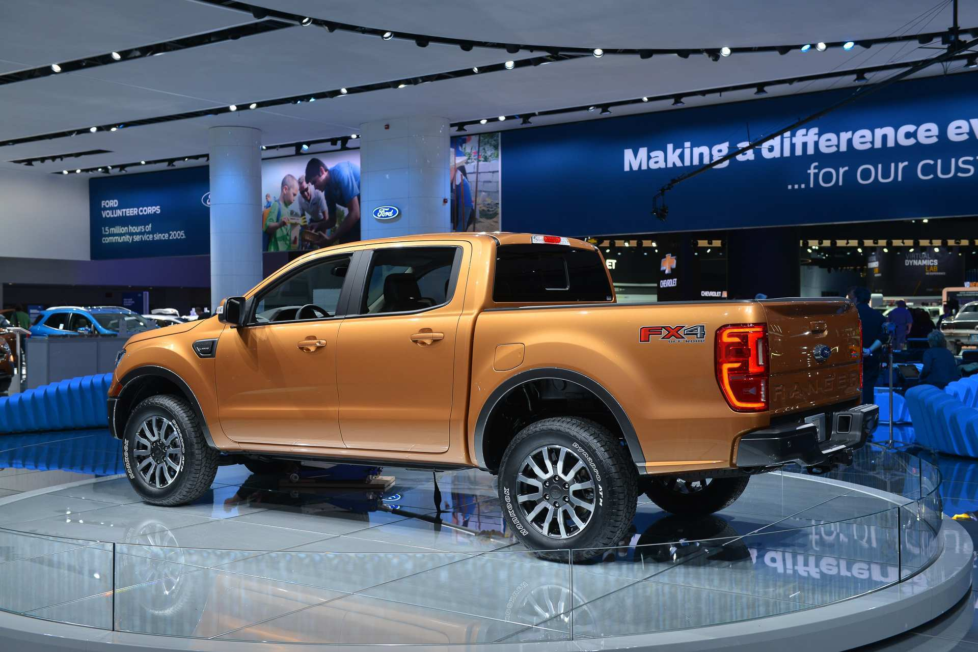 68 Best Review 2019 Ford Ranger Auto Show Exterior for 2019 Ford Ranger Auto Show