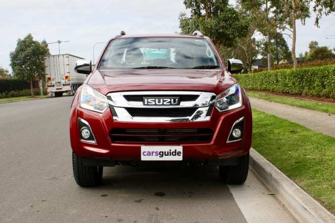 68 Best Review 2019 Isuzu Ute Redesign by 2019 Isuzu Ute