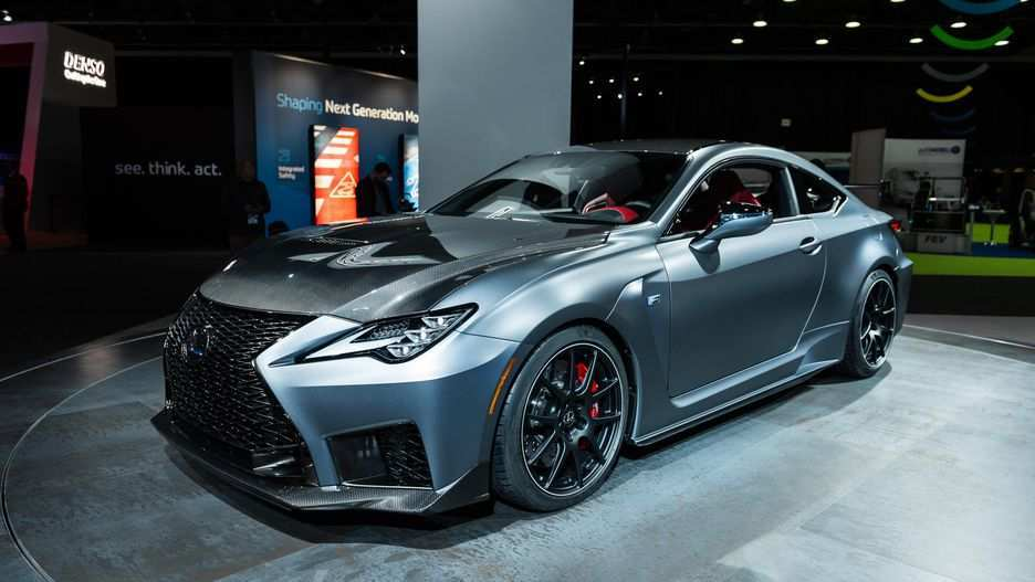 68 Best Review 2020 Lexus Rcf Concept for 2020 Lexus Rcf