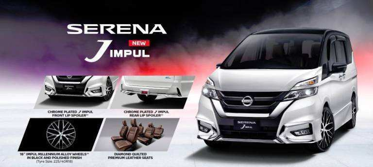 68 Best Review Nissan Serena 2019 Photos for Nissan Serena 2019