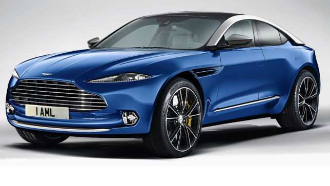68 Concept of 2019 Aston Martin Suv Performance and New Engine for 2019 Aston Martin Suv