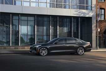 68 Concept of 2019 Cadillac Flagship Exterior and Interior for 2019 Cadillac Flagship