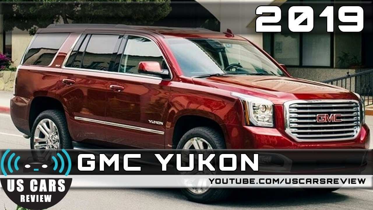 68 Concept of 2019 Gmc Yukon Redesign Interior for 2019 Gmc Yukon Redesign