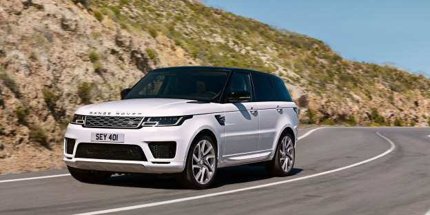 68 Concept of 2019 Land Rover Hse Specs and Review by 2019 Land Rover Hse