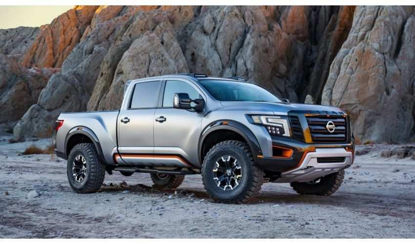 68 Concept of 2019 Nissan Titan Release Date Interior by 2019 Nissan Titan Release Date