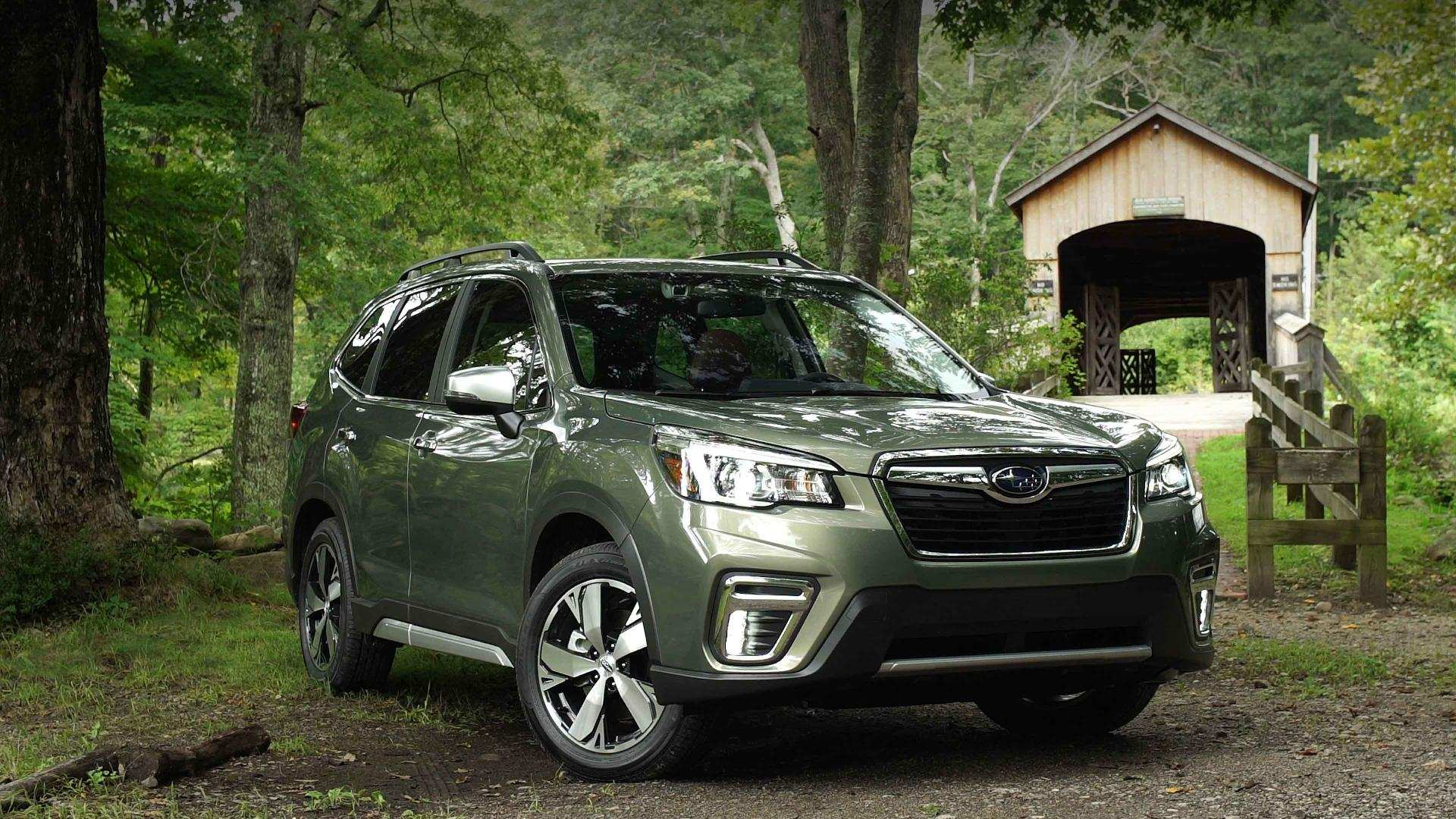 68 Concept of 2019 Subaru Forester Design Exterior by 2019 Subaru Forester Design