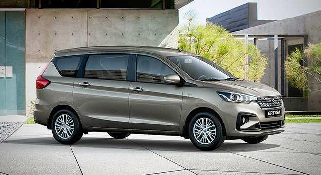 68 Concept of 2019 Suzuki Ertiga Speed Test with 2019 Suzuki Ertiga