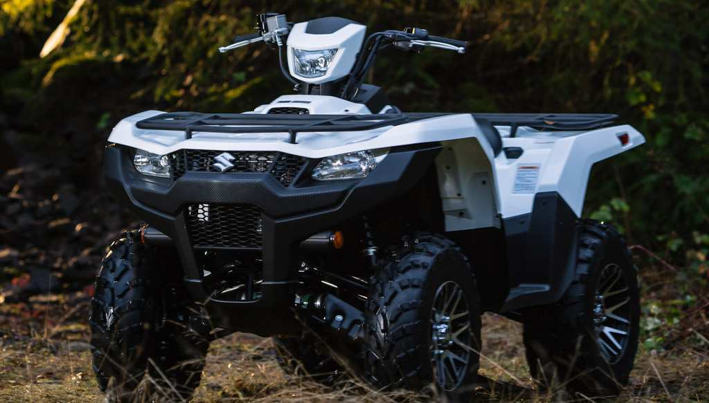 68 Concept of 2019 Suzuki King Quad New Concept for 2019 Suzuki King Quad