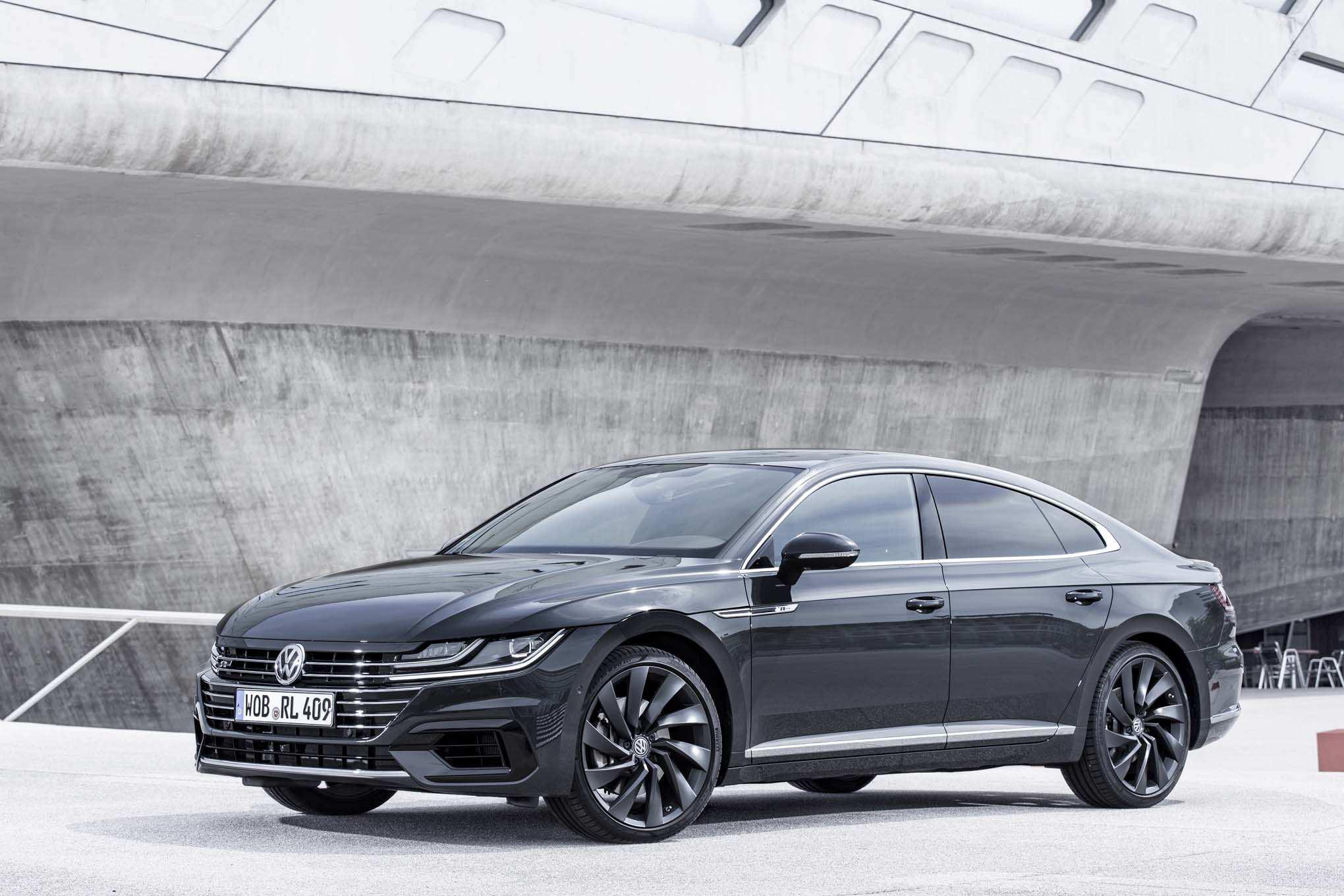 68 Concept of 2019 Volkswagen Arteon Specs New Review for 2019 Volkswagen Arteon Specs