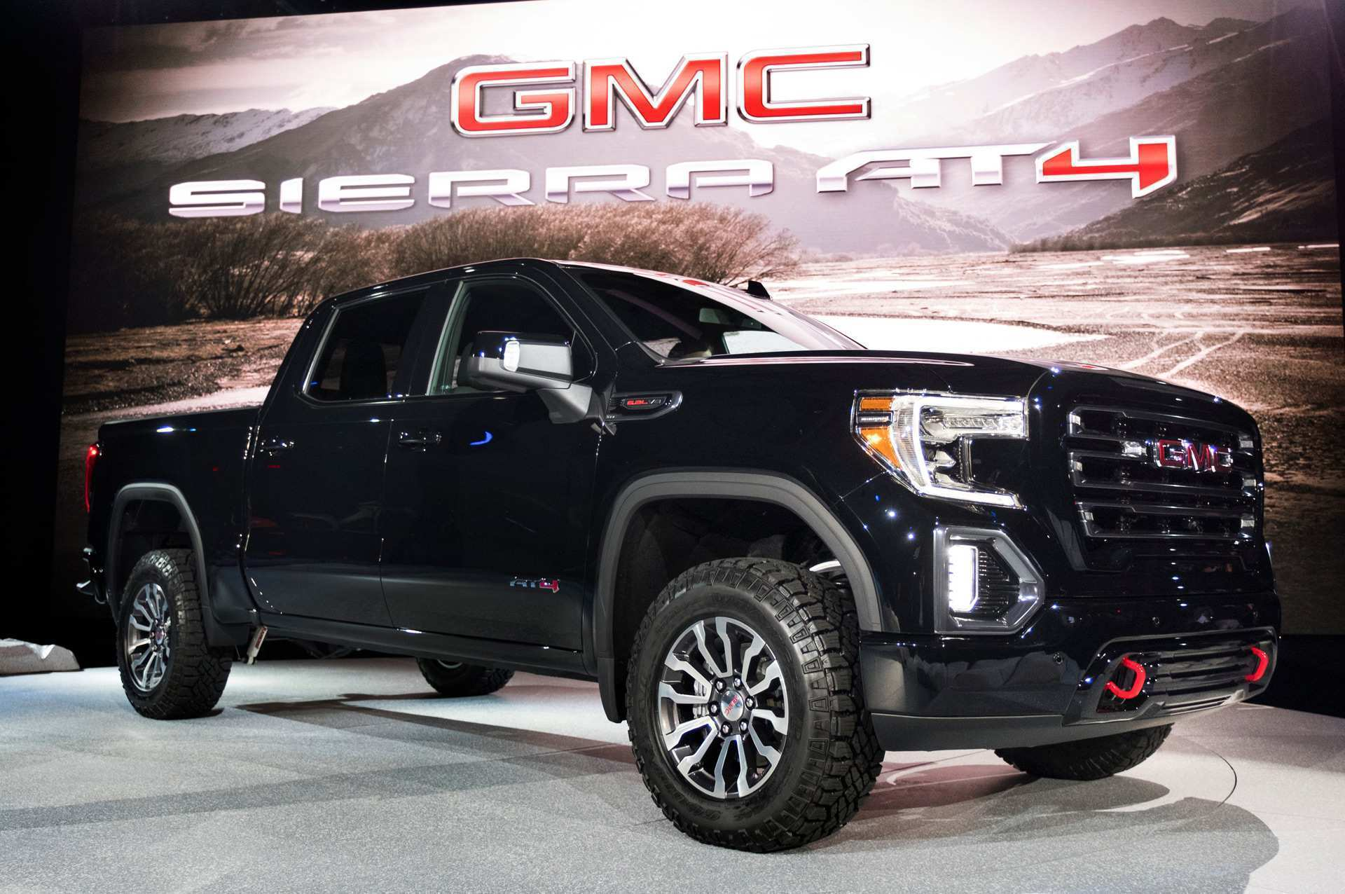 68 Concept of 2020 Gmc At4 Specs with 2020 Gmc At4