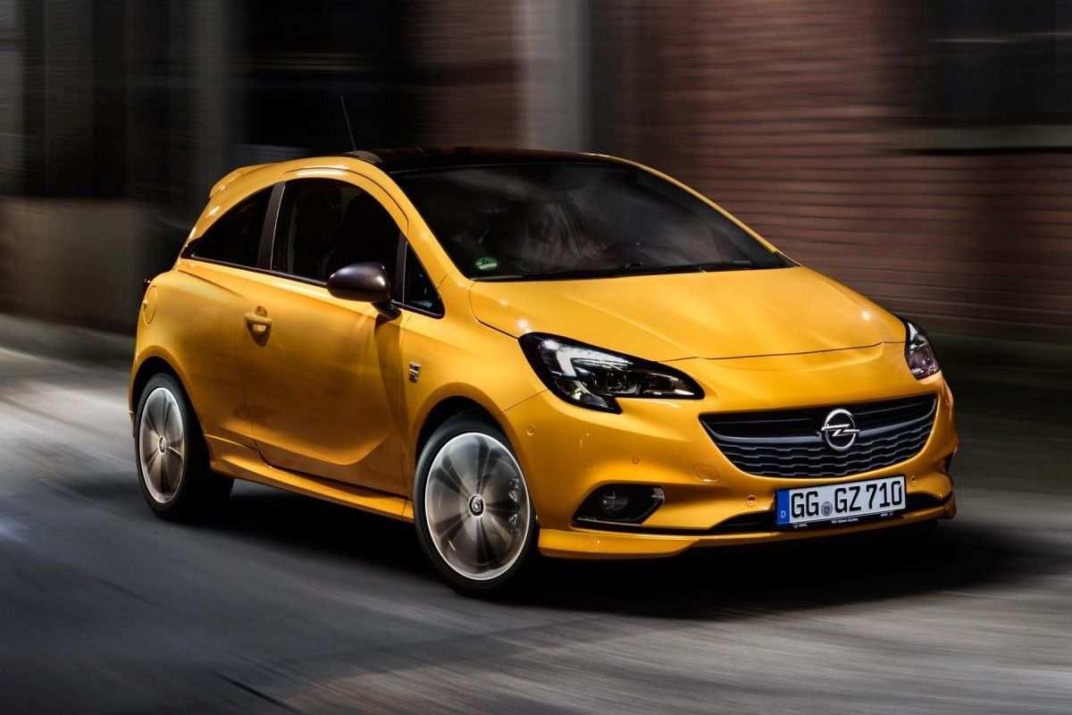 68 Concept of Opel Tigra 2019 Configurations for Opel Tigra 2019
