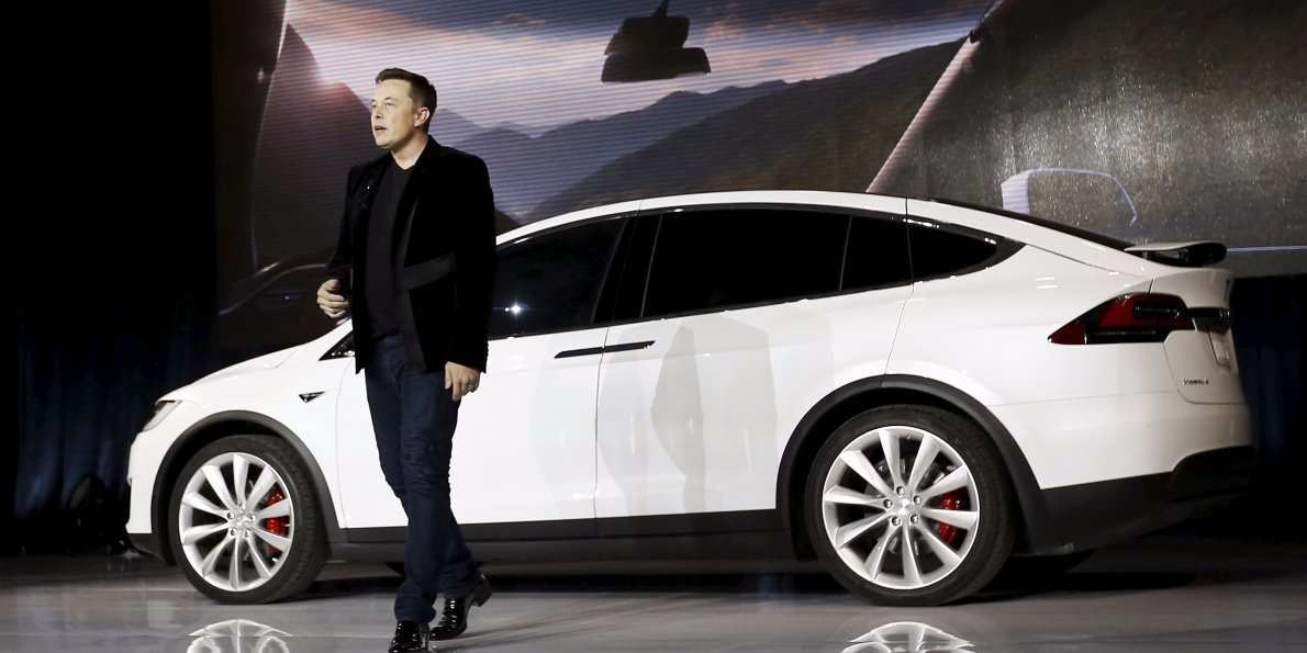 68 Concept of Tesla X 2020 Exterior with Tesla X 2020