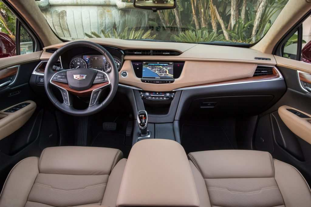 68 Gallery of 2019 Cadillac Interior Review by 2019 Cadillac Interior