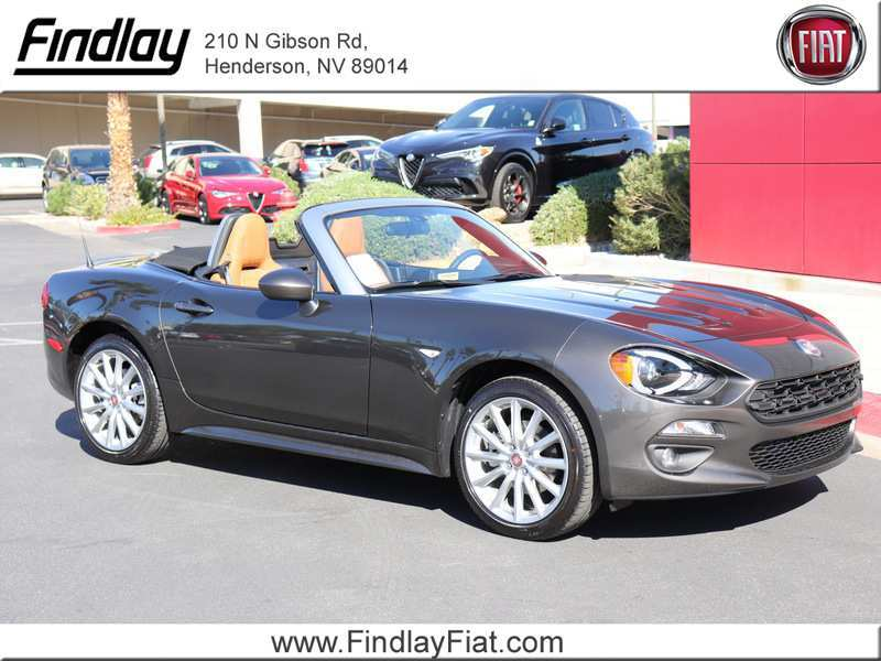 68 Gallery of 2019 Fiat 124 Spider Lusso Pricing for 2019 Fiat 124 Spider Lusso