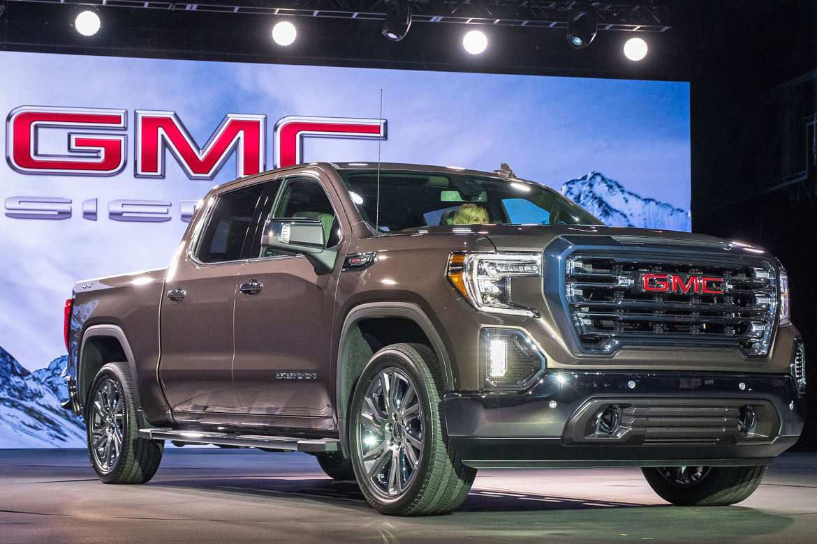 68 Gallery of 2019 Gmc Truck Model for 2019 Gmc Truck