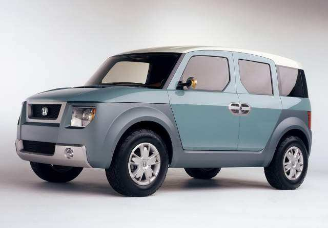 68 Gallery of 2019 Honda Element Price and Review with 2019 Honda Element
