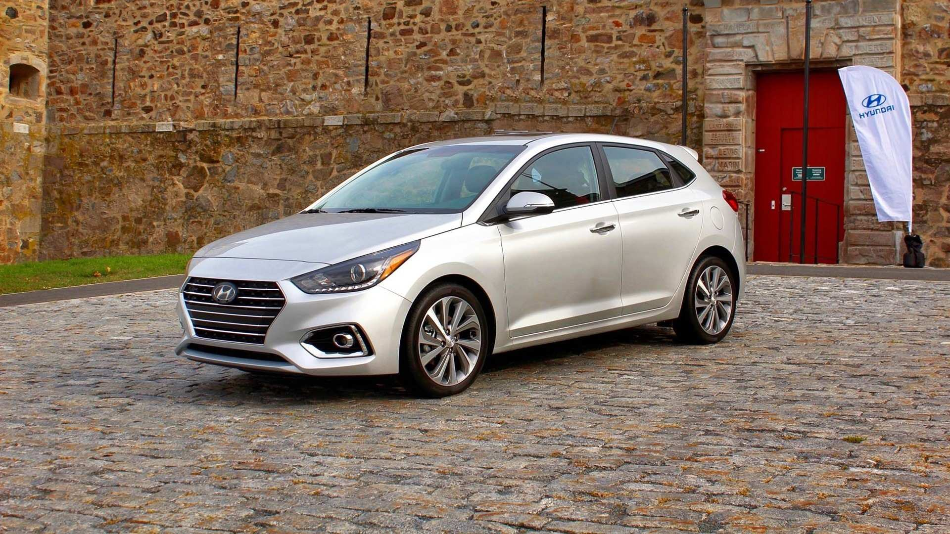 68 Gallery of 2019 Hyundai Accent Hatchback Picture by 2019 Hyundai Accent Hatchback