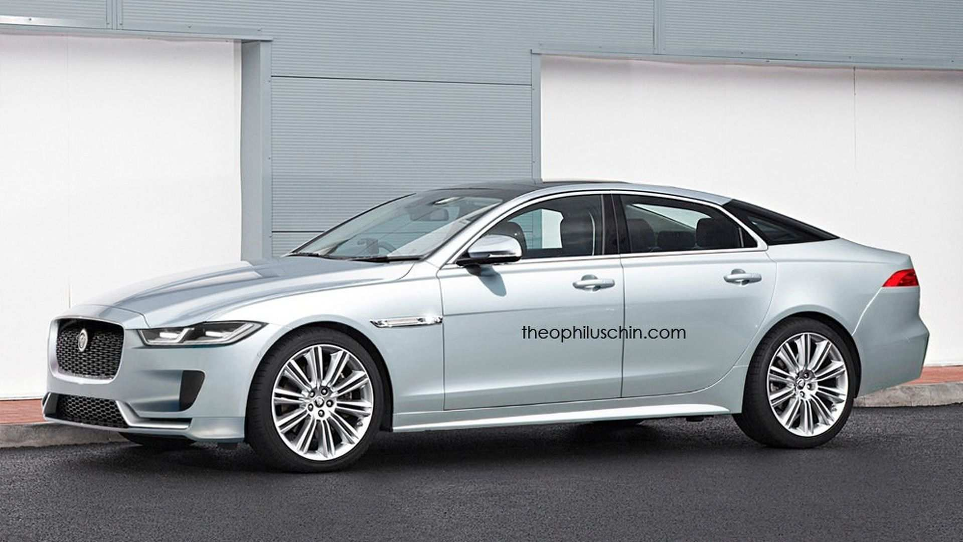 68 Gallery of 2019 Jaguar Xj Redesign Performance by 2019 Jaguar Xj Redesign