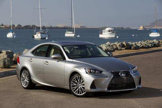 68 Gallery of 2019 Lexus Is Reviews for 2019 Lexus Is