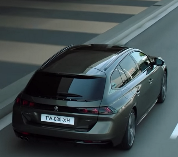 68 Gallery of 2019 Peugeot 508 Sw Pictures by 2019 Peugeot 508 Sw