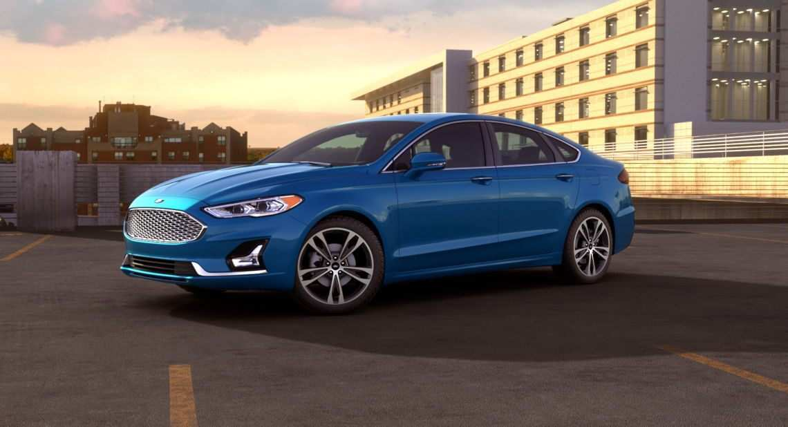 68 Great 2019 Ford Fusion Model for 2019 Ford Fusion