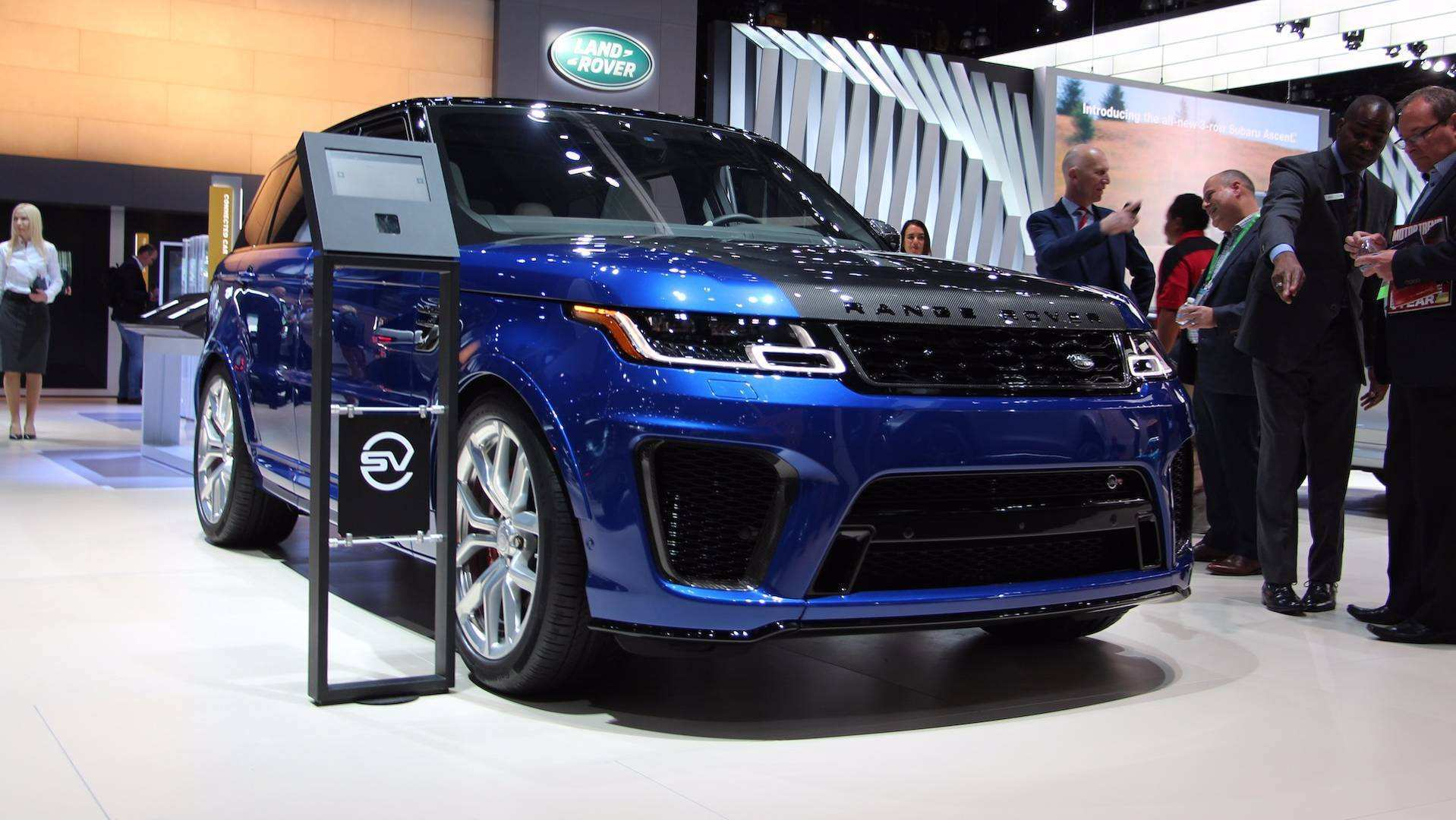 68 Great 2019 Land Rover Svr Photos for 2019 Land Rover Svr