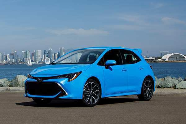68 Great 2019 Toyota Corolla Hatchback Review Speed Test by 2019 Toyota Corolla Hatchback Review