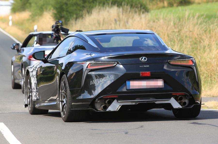 68 Great 2020 Lexus Lc Performance and New Engine by 2020 Lexus Lc