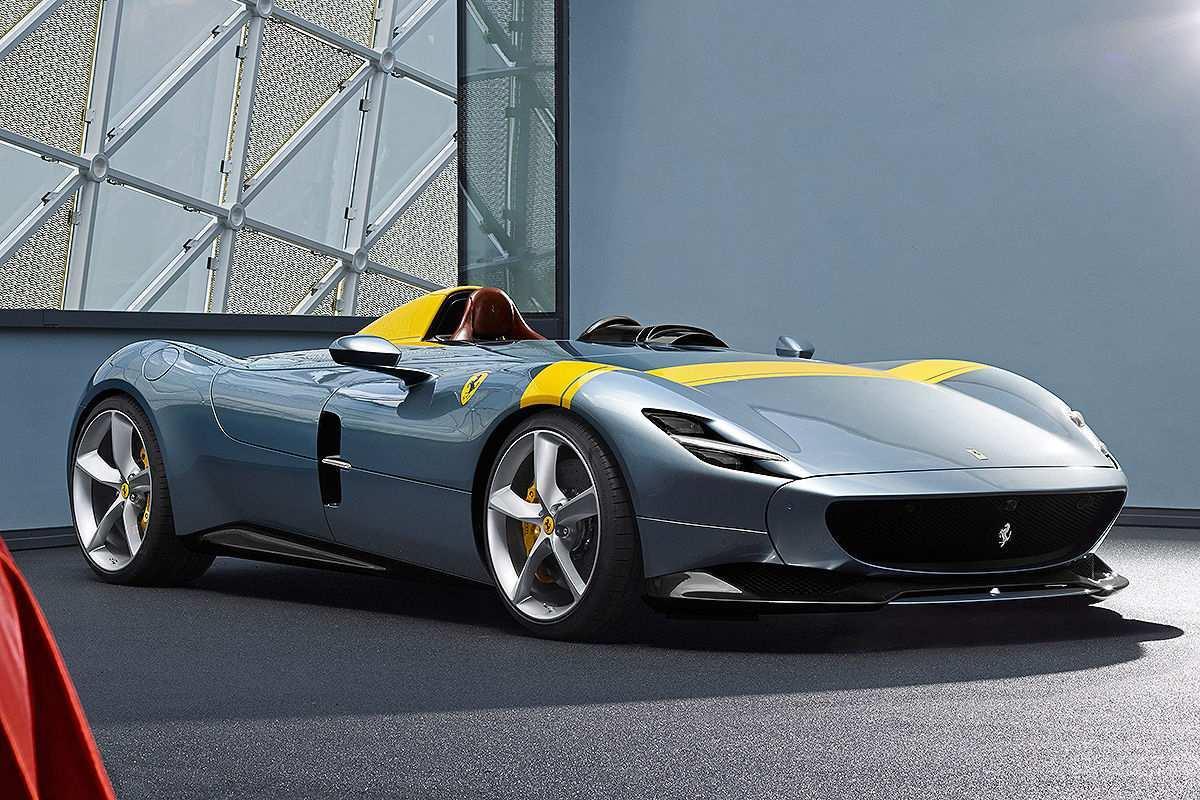 68 Great Ferrari Modelle 2019 Redesign by Ferrari Modelle 2019