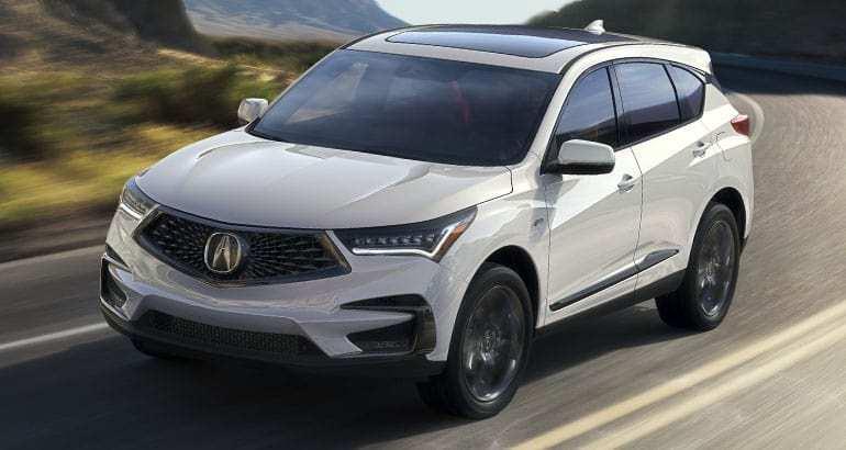 68 New 2019 Acura Rdx Rumors Prices with 2019 Acura Rdx Rumors