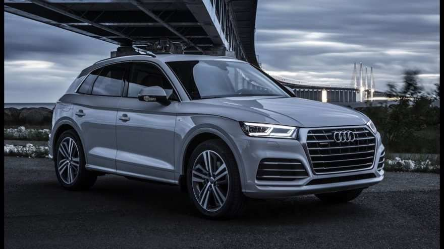 68 New 2019 Audi Crossover Configurations with 2019 Audi Crossover