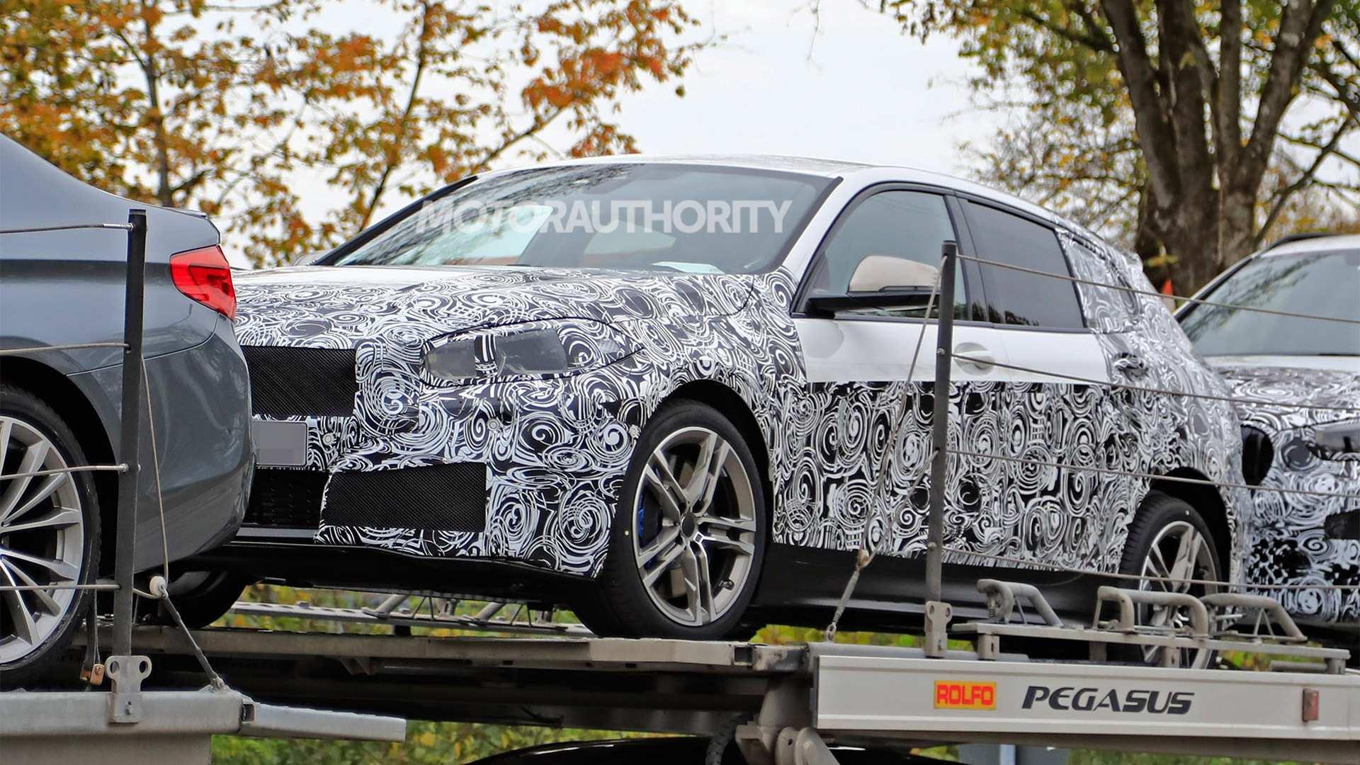 68 New 2019 Bmw Hatchback Spy Shoot by 2019 Bmw Hatchback