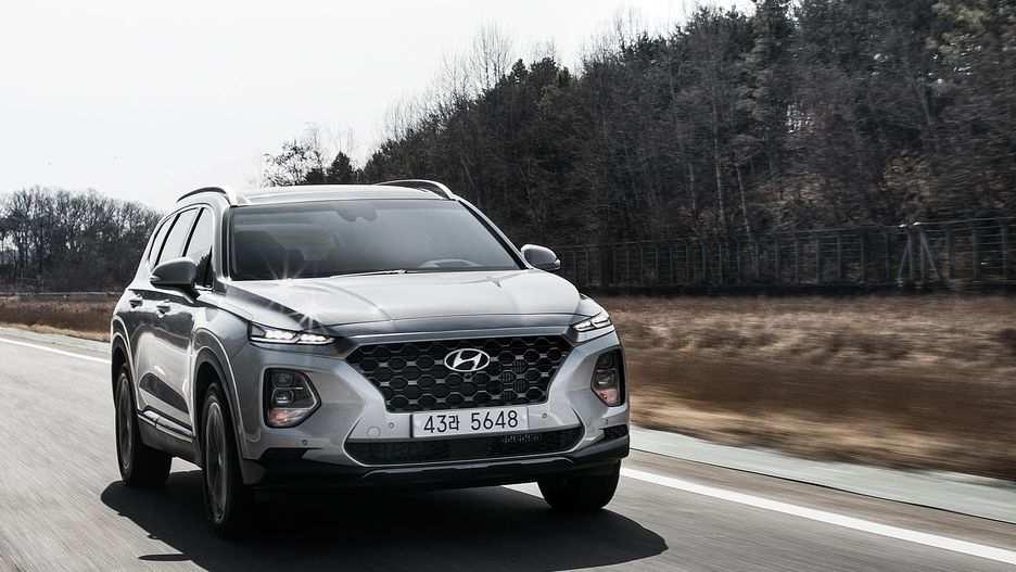 68 New 2019 Hyundai Full Size Suv Spesification by 2019 Hyundai Full Size Suv