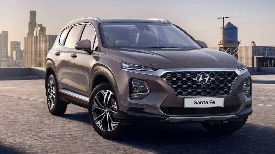 68 New 2019 Hyundai Santa Fe Launch Prices for 2019 Hyundai Santa Fe Launch