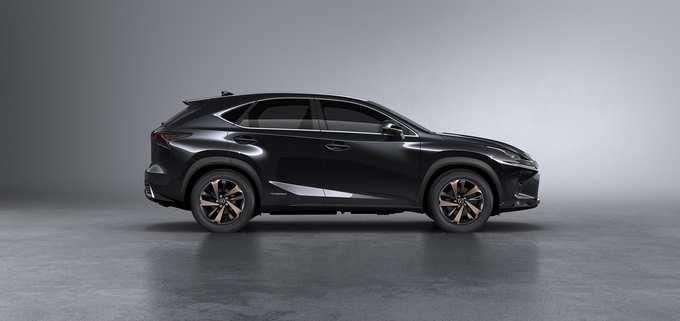 68 New 2019 Lexus Nx Concept by 2019 Lexus Nx