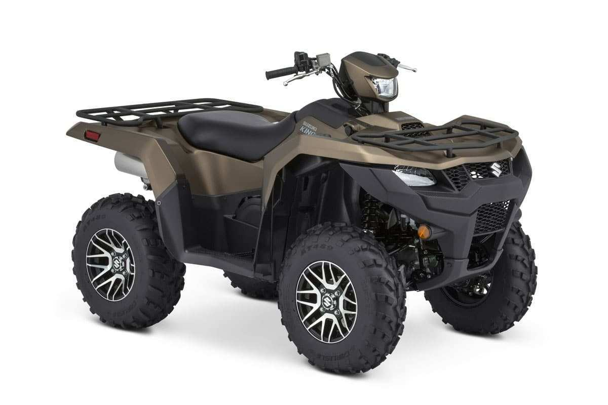 68 New 2019 Suzuki King Quad Exterior and Interior with 2019 Suzuki King Quad