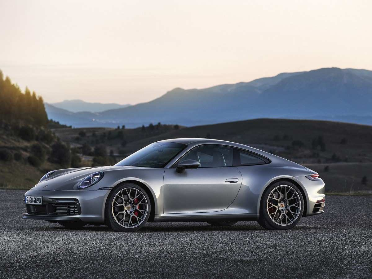 68 New 2020 Porsche 911 Release Date Model by 2020 Porsche 911 Release Date