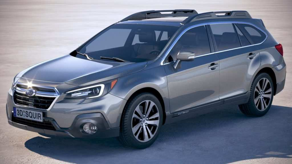 68 New 2020 Subaru Outback Wagon Performance and New Engine by 2020 Subaru Outback Wagon