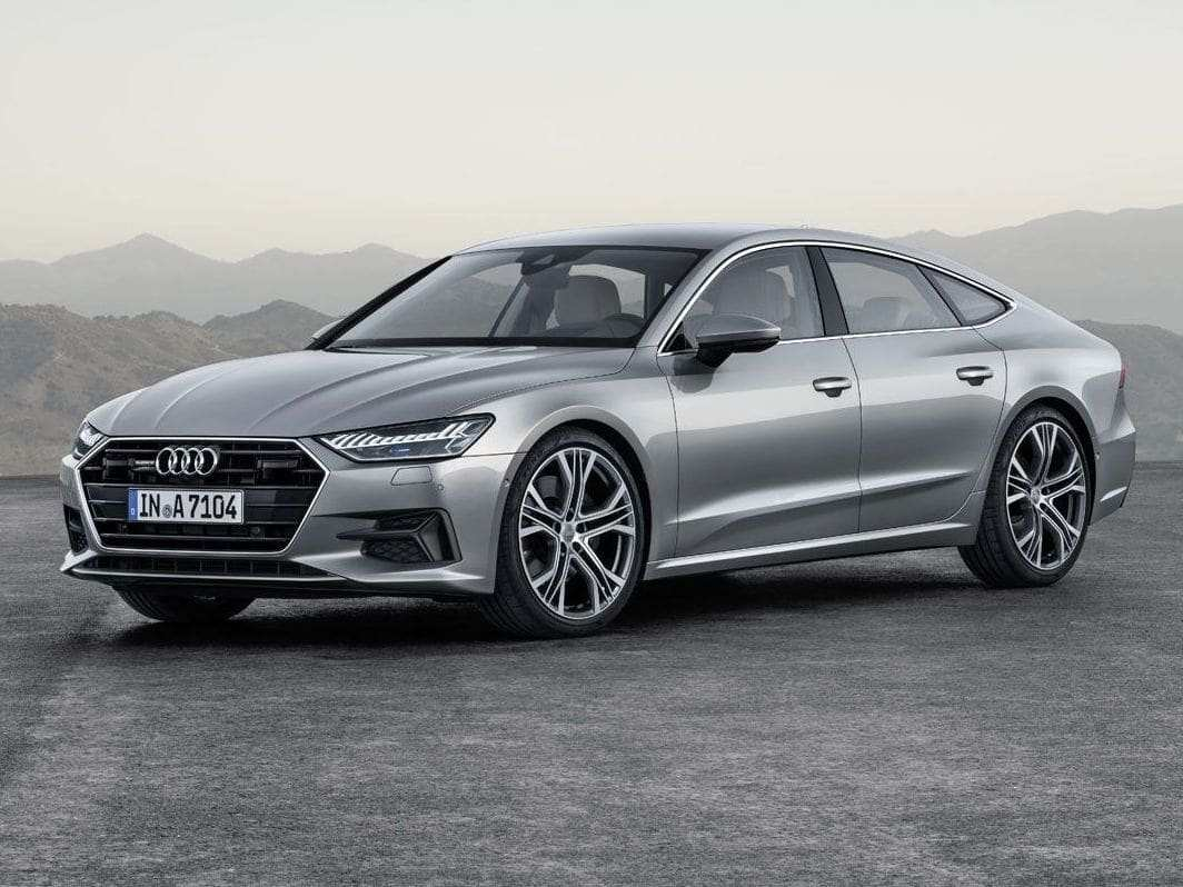 68 The 2019 Audi A7 Frankfurt Auto Show Overview for 2019 Audi A7 Frankfurt Auto Show
