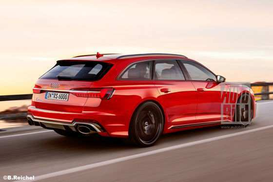68 The 2019 Audi Rs6 Redesign and Concept for 2019 Audi Rs6
