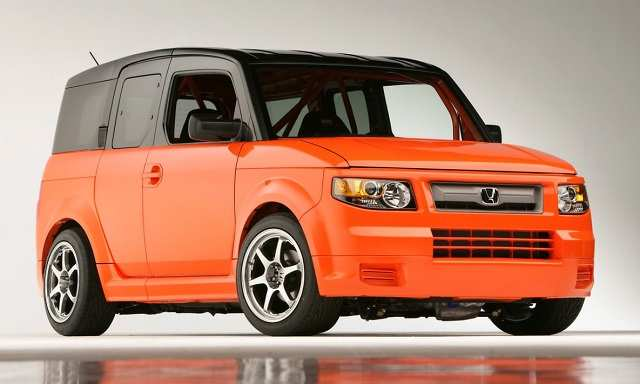 68 The 2019 Honda Element Pictures with 2019 Honda Element
