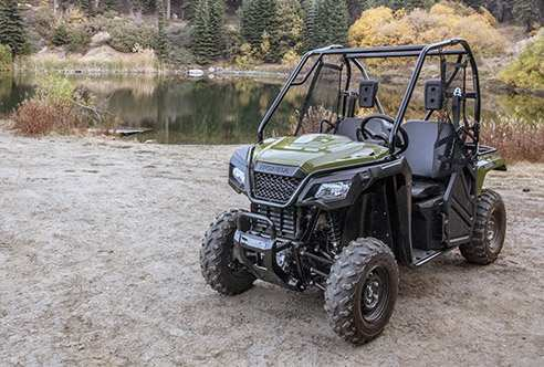 68 The 2019 Honda Pioneer 500 Specs and Review by 2019 Honda Pioneer 500