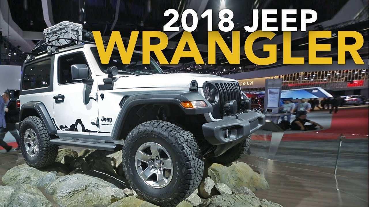 68 The 2019 Jeep Wrangler La Auto Show Reviews for 2019 Jeep Wrangler La Auto Show