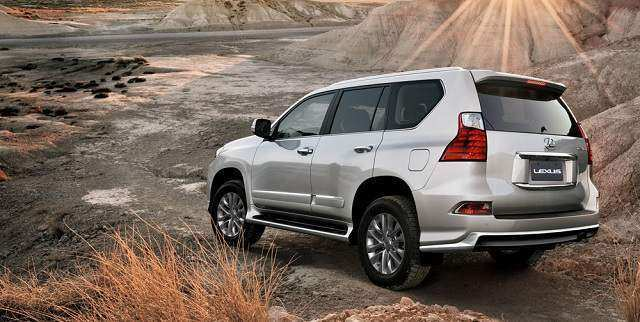 68 The 2019 Lexus Gx 460 Redesign Reviews by 2019 Lexus Gx 460 Redesign