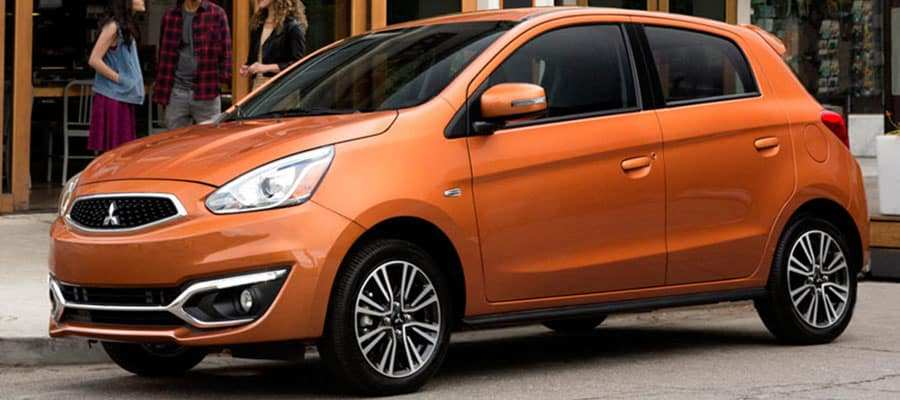 68 The 2019 Mitsubishi Mirage Review Wallpaper by 2019 Mitsubishi Mirage Review