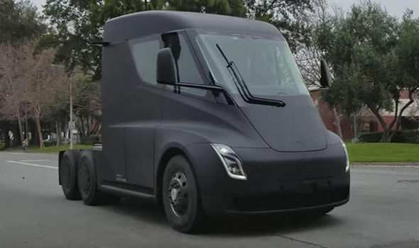 68 The 2019 Tesla Semi Truck Reviews with 2019 Tesla Semi Truck