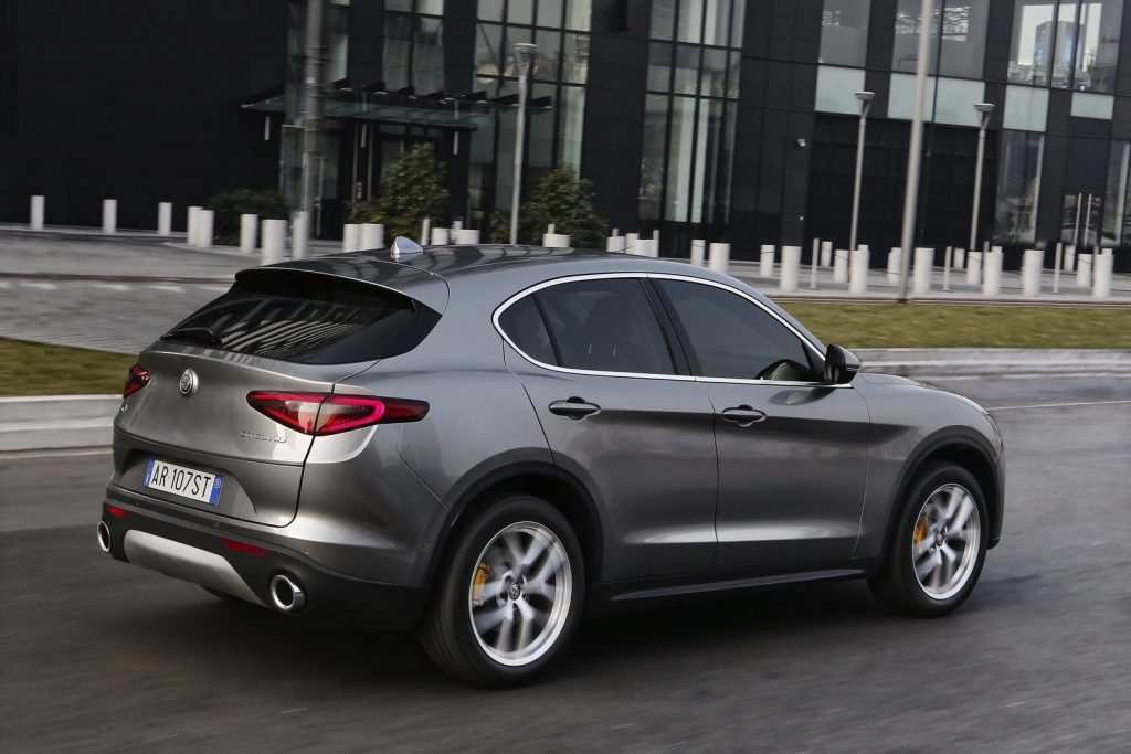 68 The 2020 Alfa Romeo Stelvio Redesign and Concept with 2020 Alfa Romeo Stelvio