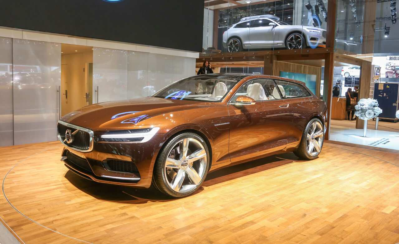 68 The 2020 Volvo Concept First Drive with 2020 Volvo Concept