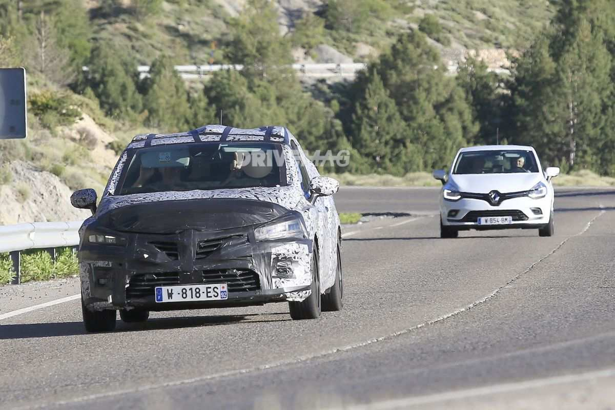 68 The Renault Clio 2019 Spy Price with Renault Clio 2019 Spy